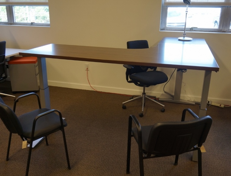 Height Adjustable Standing Stations