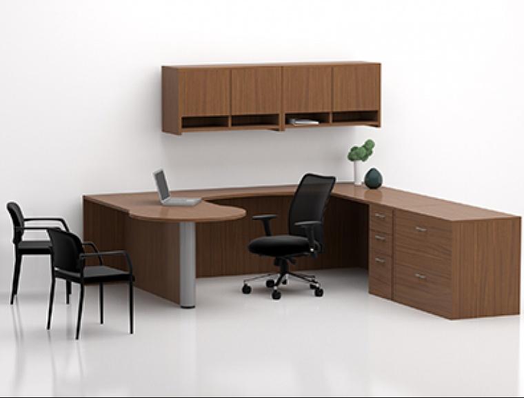 Crescendo Desking