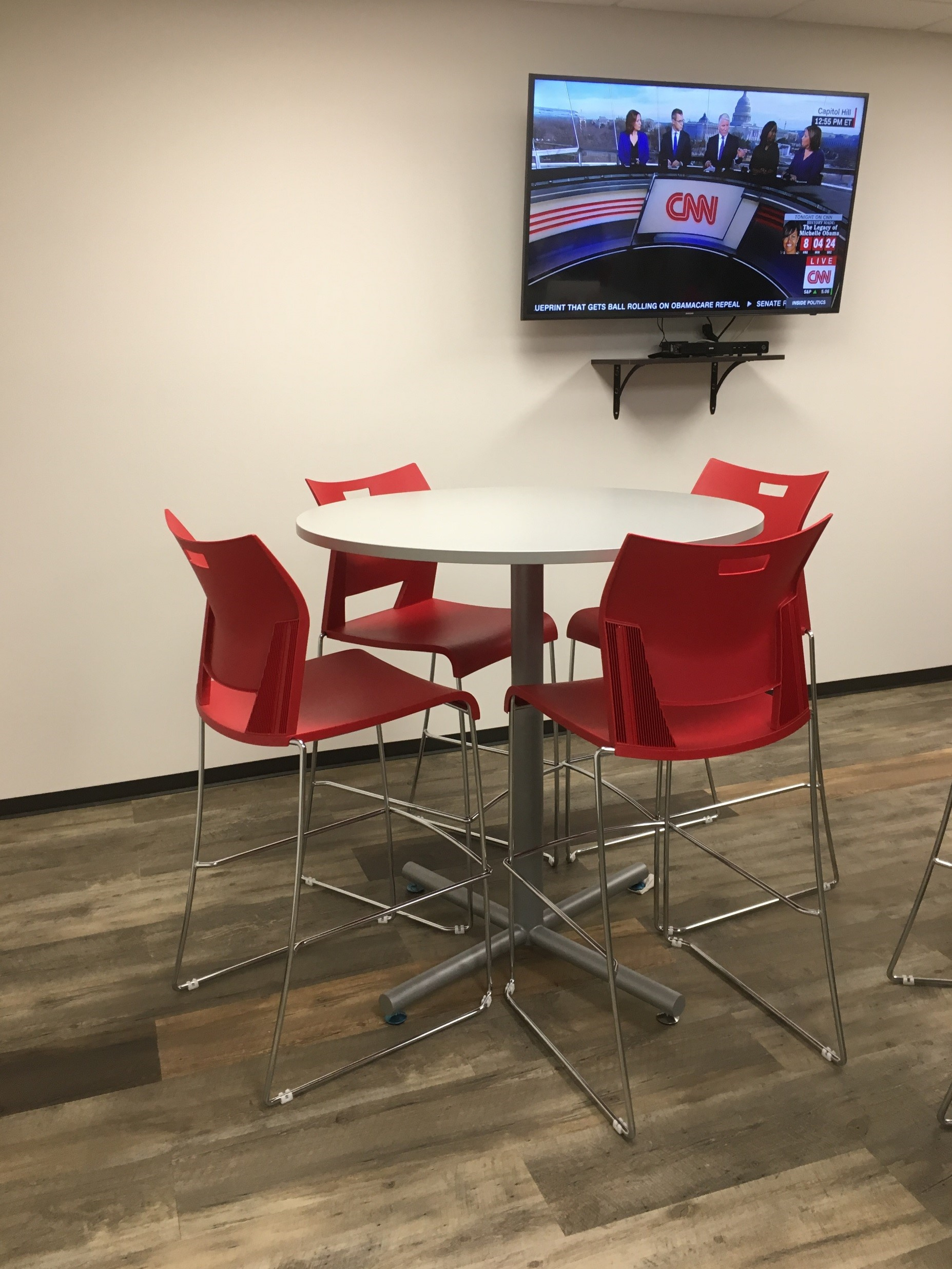 Maryland Fit Out For Rental Office Redesign